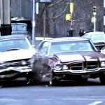 The car chase in The French Connection shocked audiences when it premiered – 20th Century Fox photo