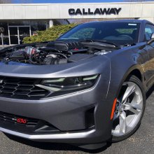 Callaway claims its Camaro 'most powerful new car under $54,000'