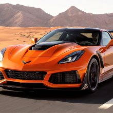 Corvette C7 ZR1: A young European's all-time American dream car