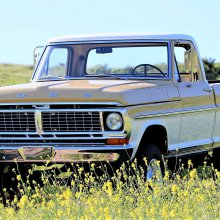 Icon restomods a 1970 Ford F-100