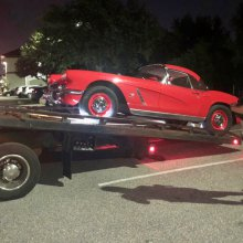 Facebook fans help classic car dealer recover stolen cars
