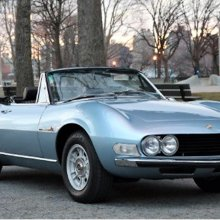 Pick of the Day: 1972 Fiat Dino 2400 Spider, the mass-market exotic
