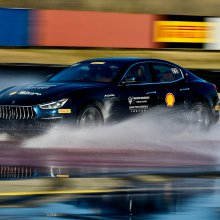 Maserati launches 21st year of Master driving classes