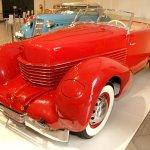 1936 Cord 810 Conv #875a-Howard Koby photo