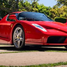 RM Sotheby's claims online record with Ferrari Enzo selling for $2.64 million