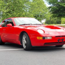 Pick of the Day: 1992 Porsche 968