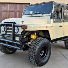 Pick of the Day: 1976 Ford Bronco 4X4 with Chinese style