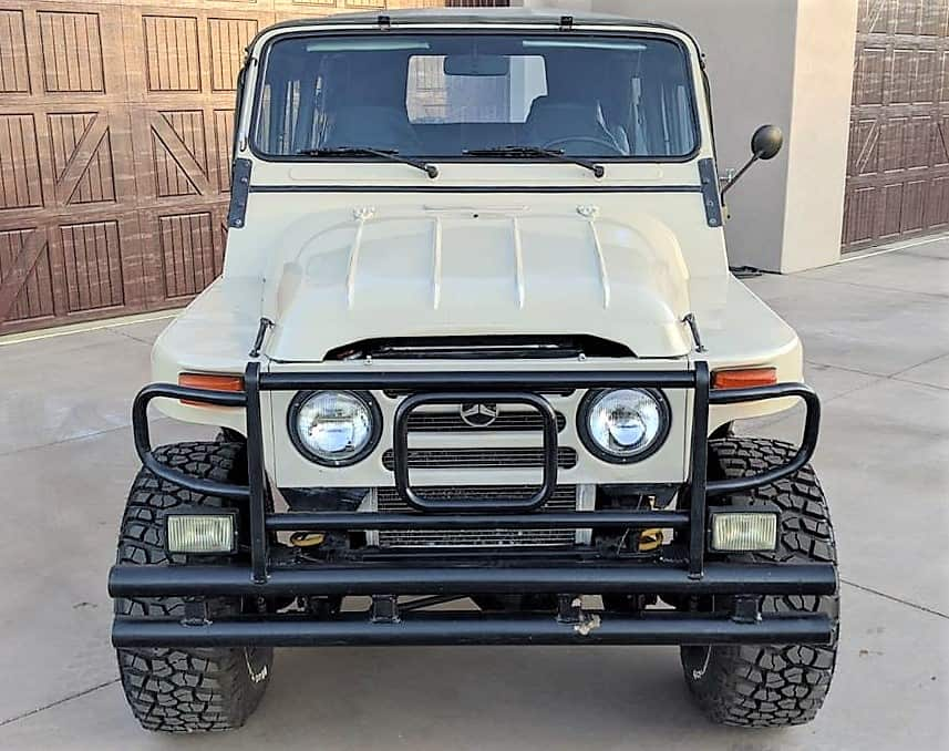 Bronco, Pick of the Day: 1976 Ford Bronco 4X4 with Chinese style, ClassicCars.com Journal