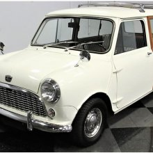 Pick of the Day: 1961 Austin Mini Countryman woody