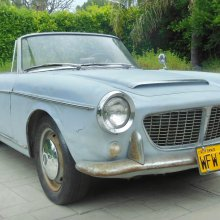 Pick of the Day is a 1960 Fiat Spider in need of restoration