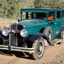Pick of the Day: 1930 Franklin Olympic has air-cooled engine