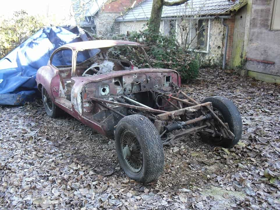 car restoration, Restoring classic and vintage cars containing asbestos parts, ClassicCars.com Journal