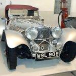 38 Jaguar SS100-#895a-Howard Koby photo