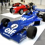 74 Tyrrell Ford #196a-Howard Koby photo