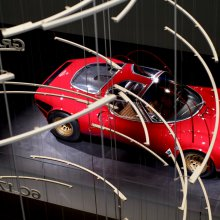Red-ee for visitors: Alfa Romeo re-opens its museum