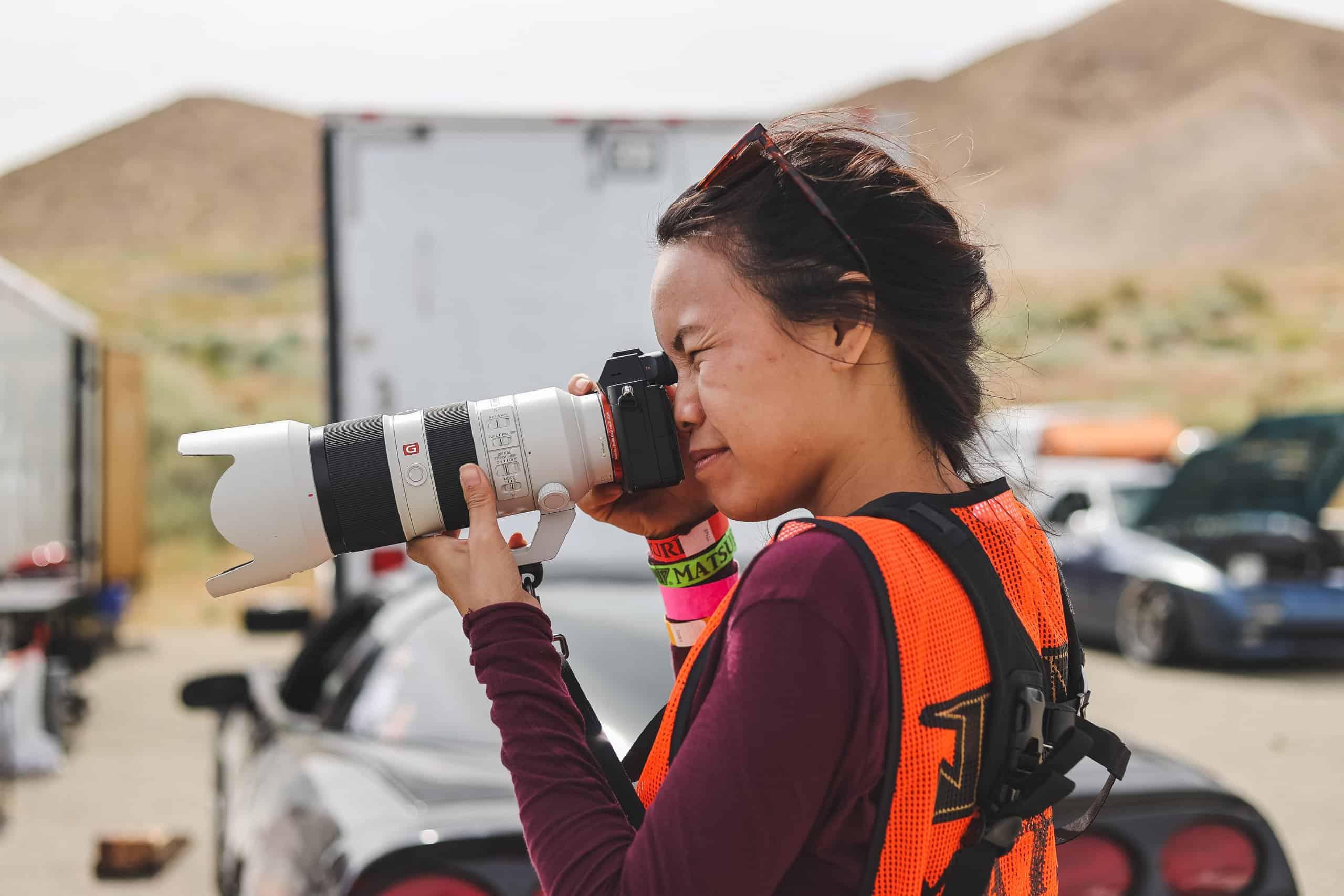 Nguyen shooting drifting