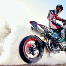 Ducati launches Hypermotard bike in 'Graffiti' livery
