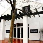 Franschhoek MUSEUM entrance #864a-Howard Koby photo
