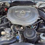 MB 560SL pick engine