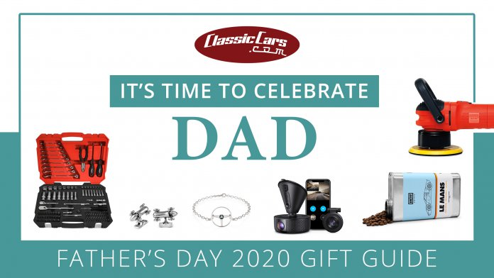 2020 Father's Day Gift Guide for the car dad in your life