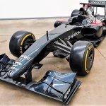 McLaren show car FIA RM