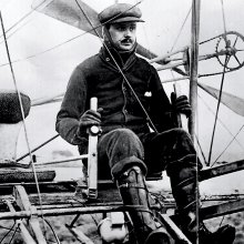 110 years ago, Charles Rolls made history flying across English Channel