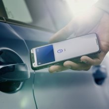 Keyless entry! BMW approves iPhone as car key