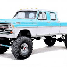 'Reimagined' resto-mod Ford trucks announced by Gateway Bronco