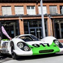Porsche marks the passing of Hans Mezger (1929-2020)