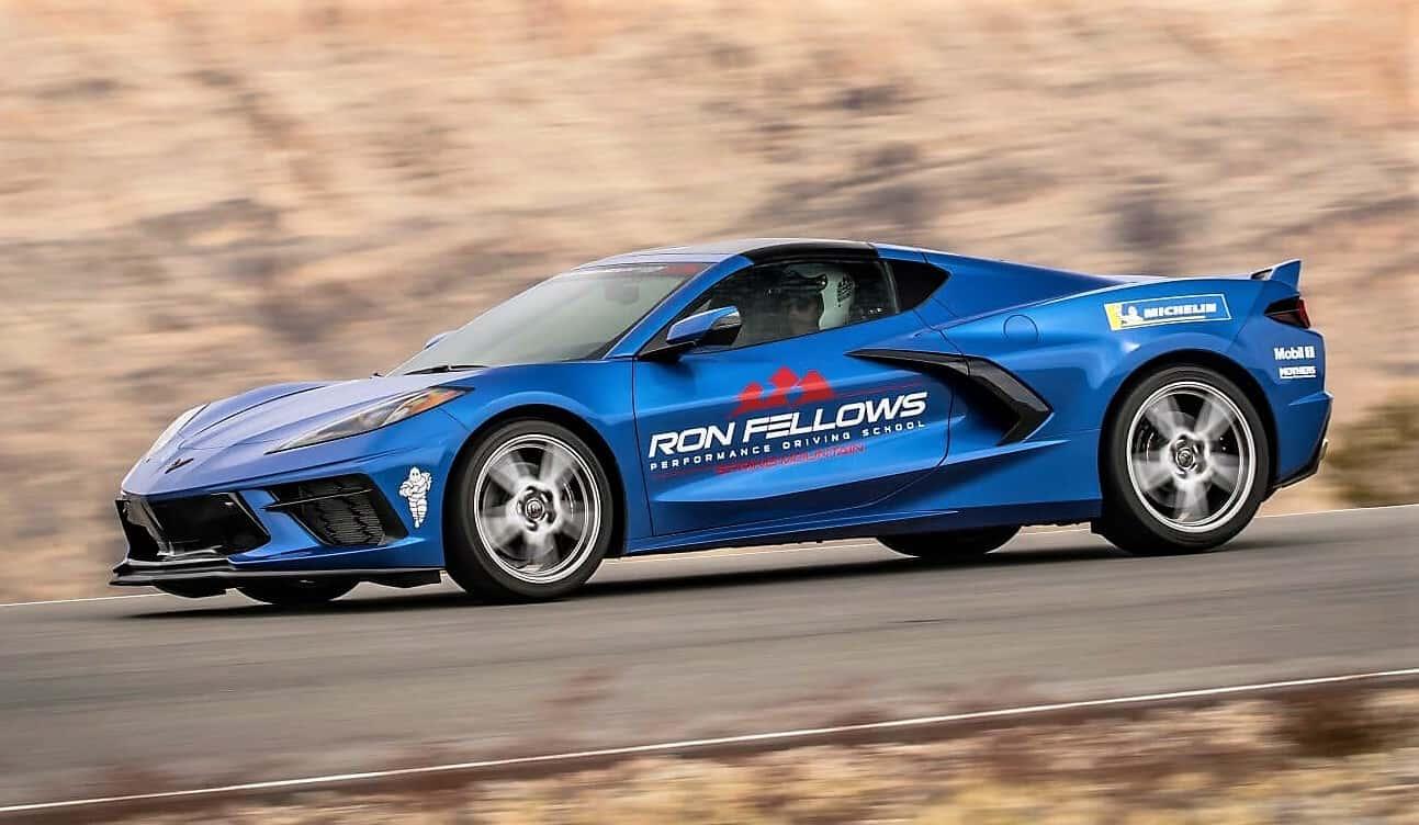 corvette, Performance-driving instruction begins for 8th-gen Corvette owners, ClassicCars.com Journal
