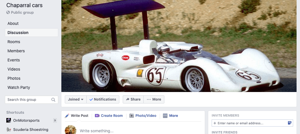 Jim Hall Facebook