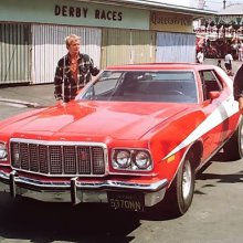 Which car brands have appeared most often in movies and on TV?