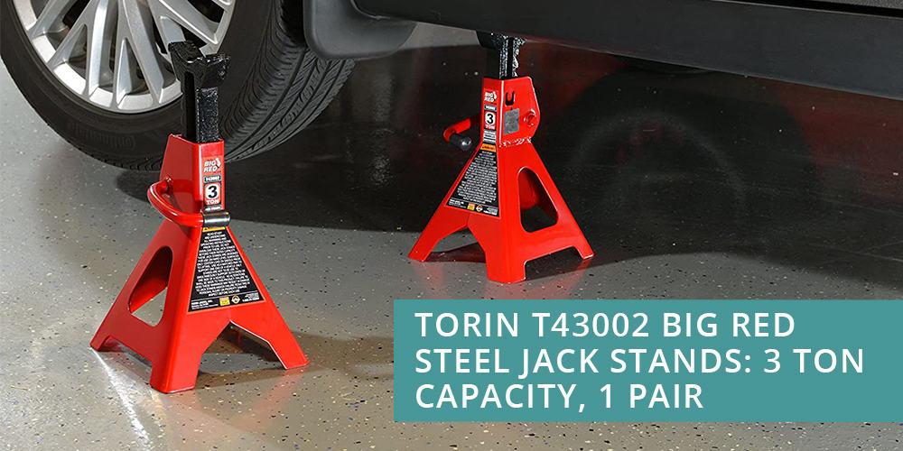 Torin Steel Jack Stands