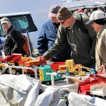 Vintage truck toys attract a crowd – Carlisle Events