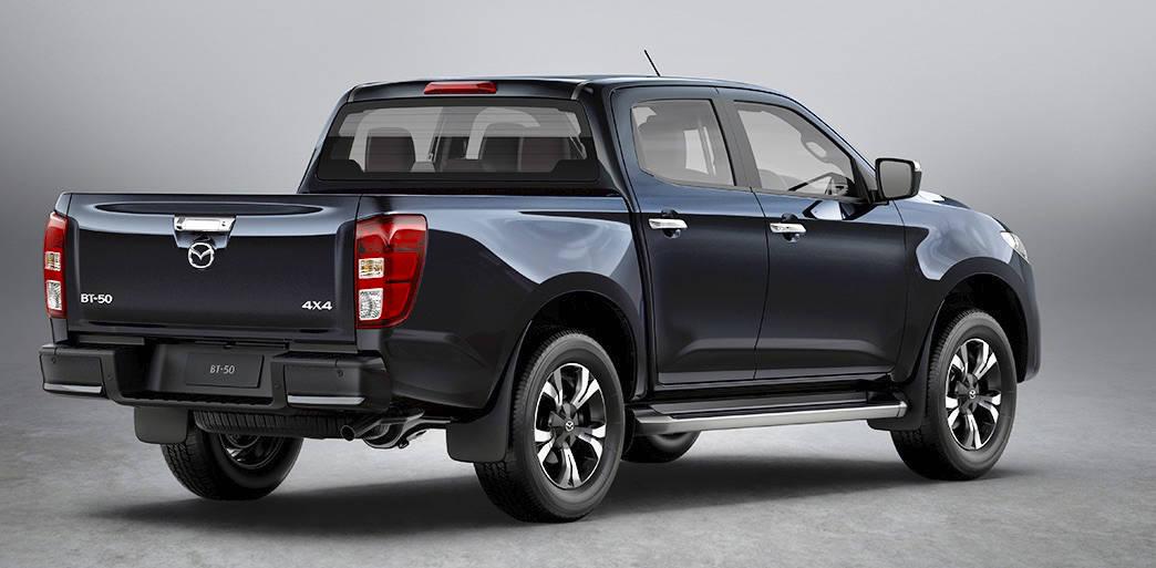 Mazda BT-50, Mazda unveils the pretty pickup truck, ClassicCars.com Journal