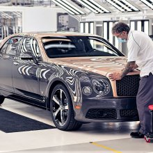 Bentley ends Mulsanne production, focuses on 'sustainable luxury'
