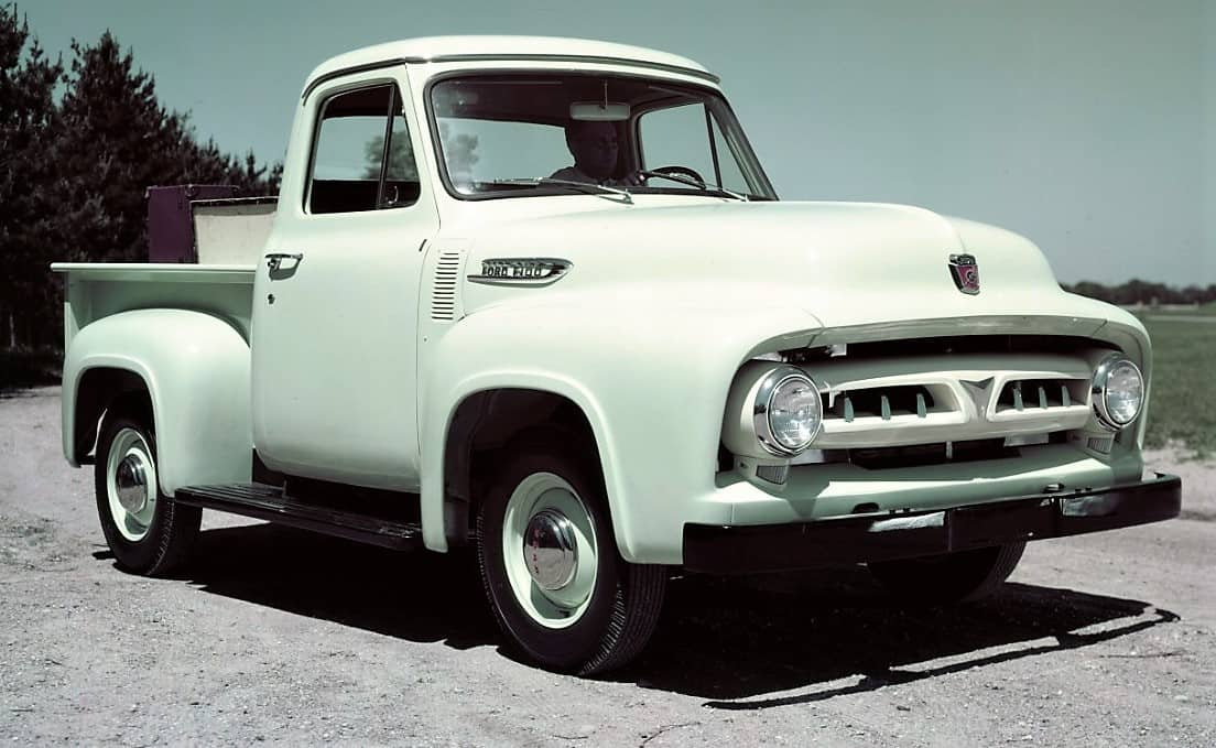 ford, Ford pickup trucks over the years: A brief pictorial history, ClassicCars.com Journal