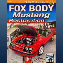 Book Review: Fox Body Mustang Restoration
