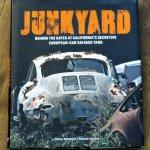 junkyard book cover