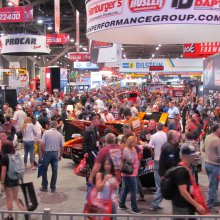 SEMA considering ways to make annual show attendees feel safe