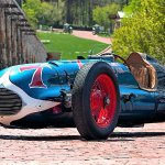 1947 Diedt-Offenhauser Blue Crown Spark Plug Special