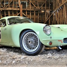 First Lotus Elite sold and raced, and then restored on TV, to be auctioned
