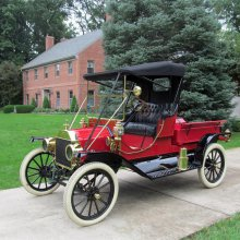 Pick of the Day: 1912 Ford Model T