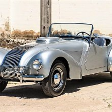Pick of the Day: 1950 Allard K1/K2 powered by a flathead Mercury V8