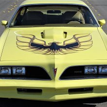 Pick of the Day: 1978 Pontiac Firebird Trans Am in rare yellow