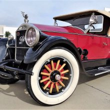 Pick of the Day: 1928 Pierce-Arrow Series 80 rumble-seat roadster