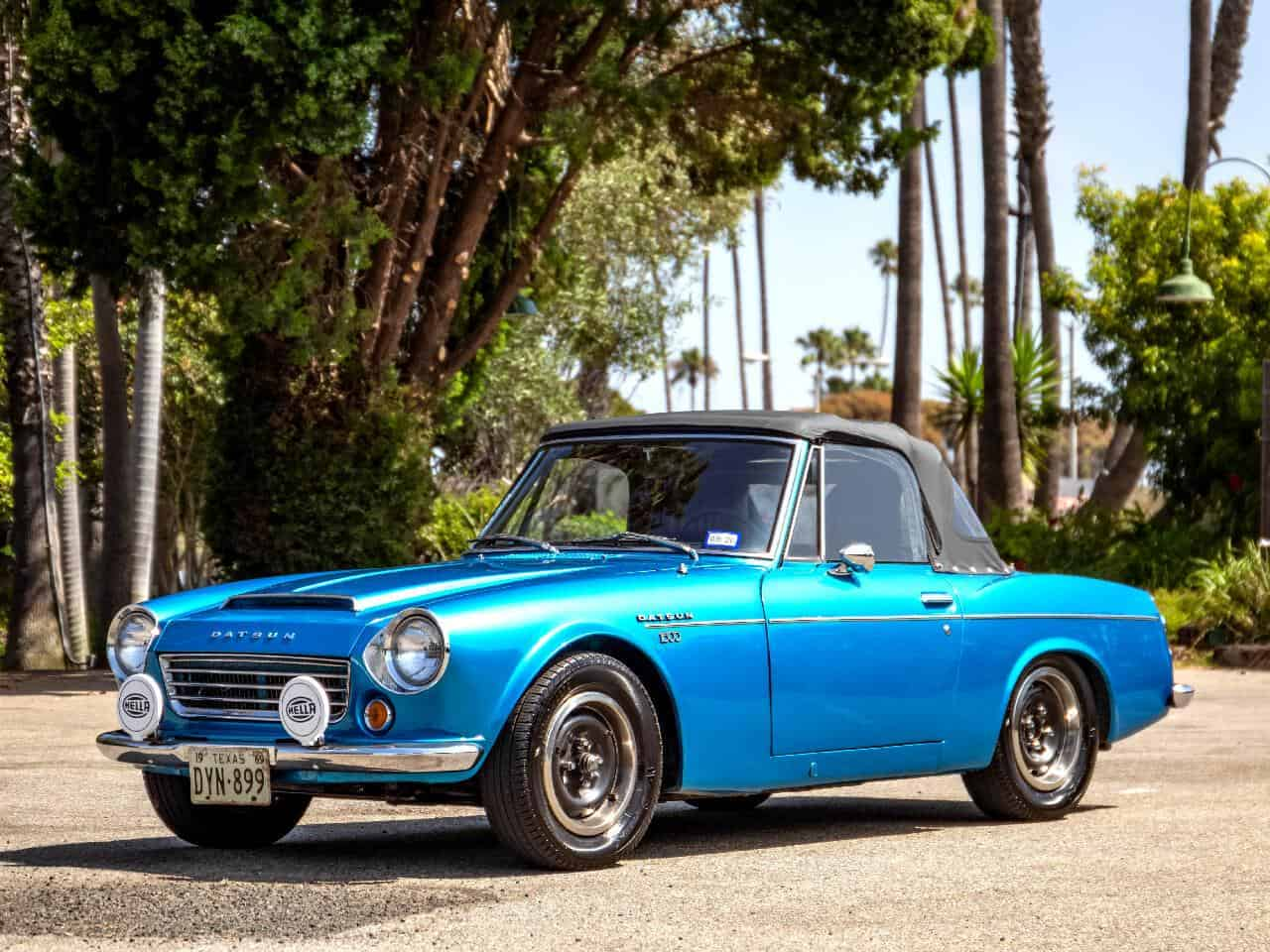 Pick Of The Day 1968 Datsun 1600 Fairlady Classiccars Com Journal