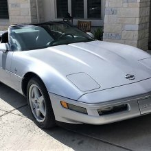 Pick of the Day: 1996 Chevrolet Corvette from the C4's final year