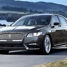 Lincoln will drop Continental after 2020 to focus on SUVs