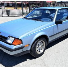 Pick of the Day: 1983 Toyota Celica, in a 'heavenly' shade of blue
